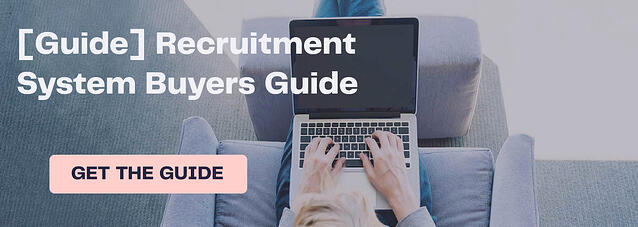 [CTA] Recruitment System Buyers Guide