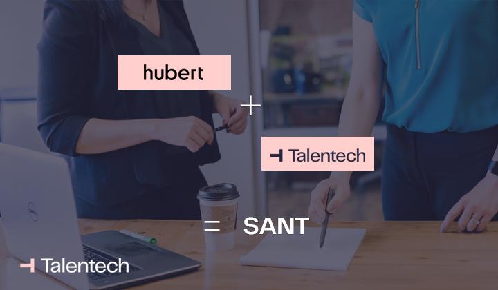 Talentech inleder samarbete med Hubert AI